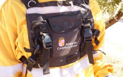 Hispamast suministra a la Junta de Castilla y Leon 965  petos portaemisoras