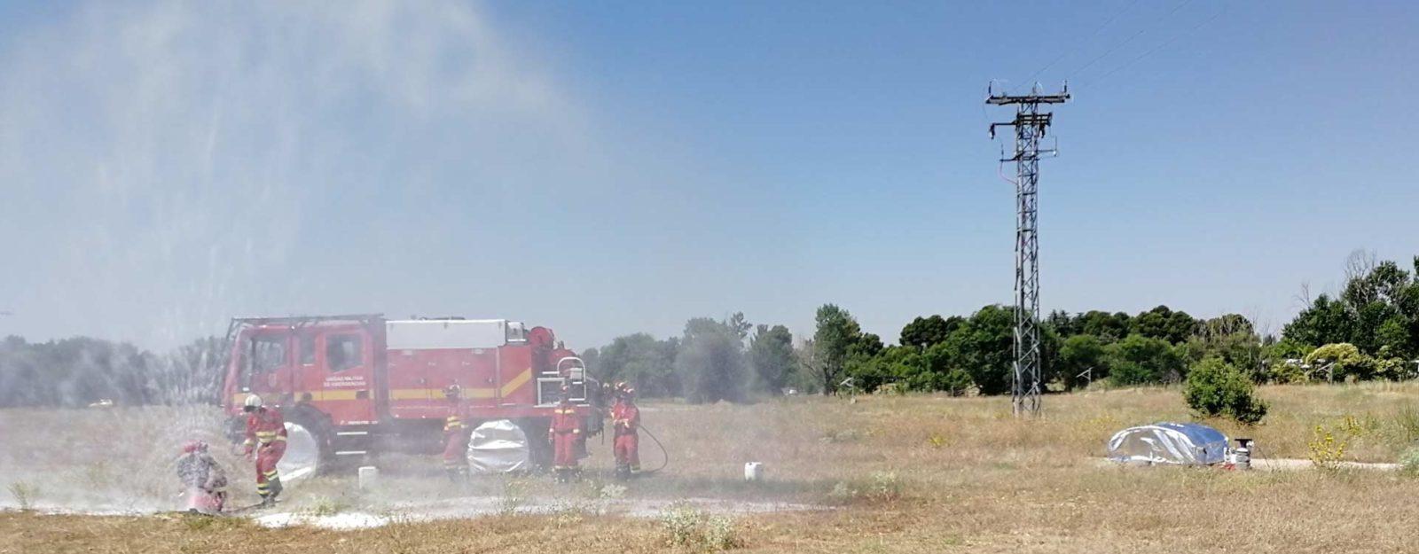 emergencias-bomberos-hispamast mástiles contraincendios bomberos rescate