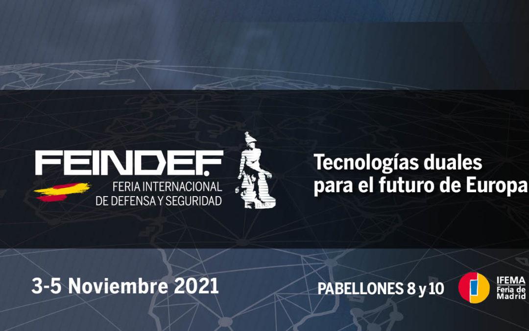 Feindef 2021 03-05 Noviembre 2021